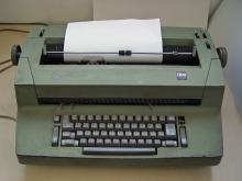 γραφομηχανή, ονειροκρίτης