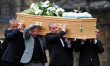 κηδεία ονειροκρίτης