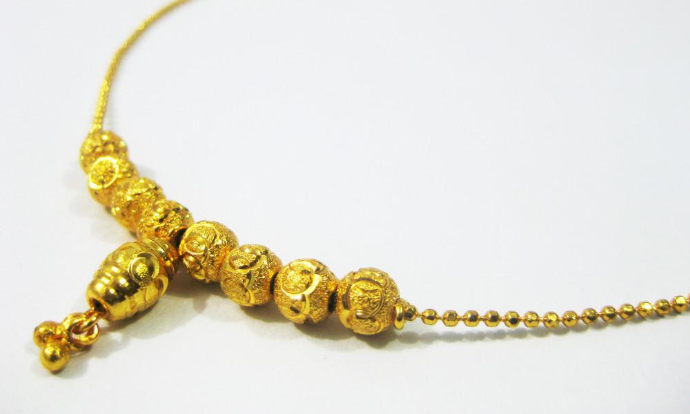 Gold Necklace Designs Catalogue